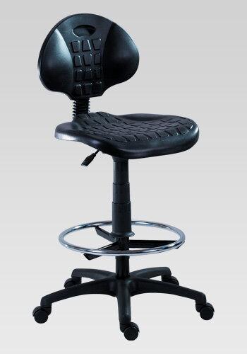 a101d38f2ec1 vysoká pracovná dielenská stolička s extendom na nohy